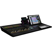 Avid S6 M10 16-5 (16 channel strips, 5 knobs per channel)