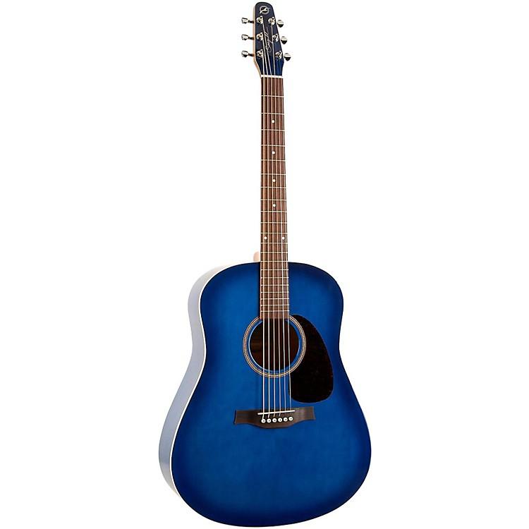 seagull s6 spruce acoustic guitar blue burst musician 39 s friend. Black Bedroom Furniture Sets. Home Design Ideas