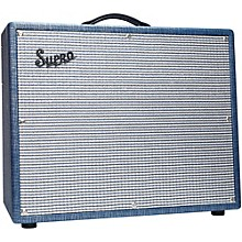 Supro S6420+ Thunderbolt Plus 35W 1x15 Tube Guitar Combo Amp Level 1