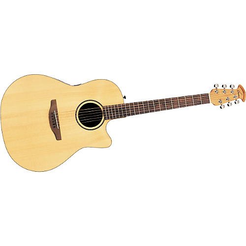 Ovation S771 Balladeer Special Acoustic-Electric Guitar-thumbnail