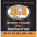 SIT Strings S946 Rock n Roll Power Wound Nickel Electric Guitar Strings  Thumbnail