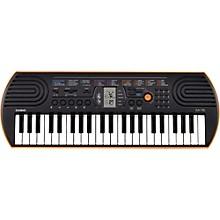 Casio SA-76 Keyboard Level 1 Orange