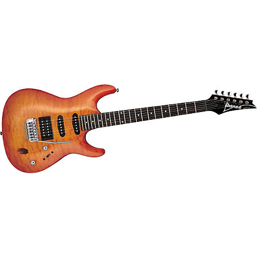 Ibanez SA160QM Quilted Maple Electric Guitar