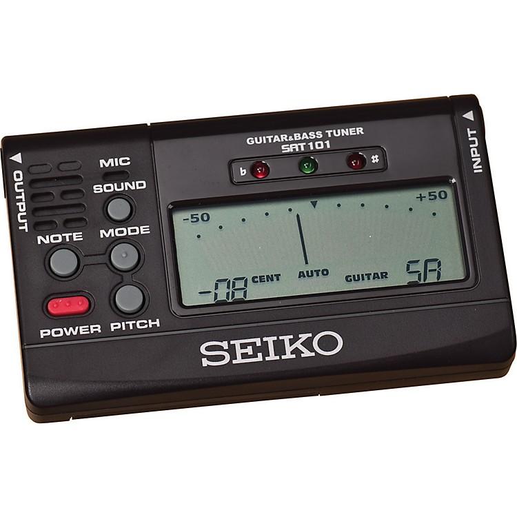 SeikoSAT101 Guitar/Bass Tuner