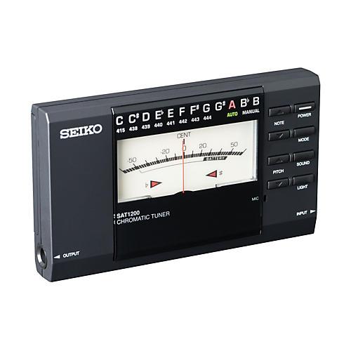 Seiko SAT1200 Pro Chromatic Tuner