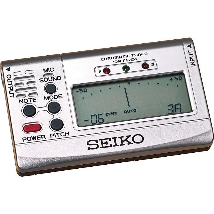 SeikoSAT501 Chromatic Tuner