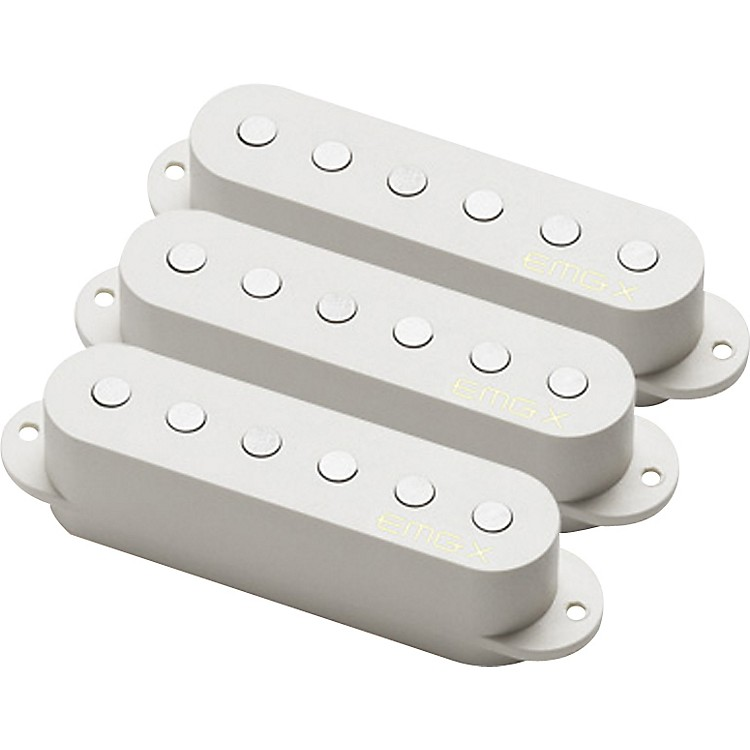 EMG SAVX Active Single-Coil Guitar Pickup Set