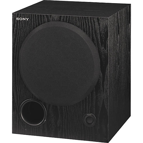 Sony SAW-M250 100 Watt Active Subwoofer-thumbnail