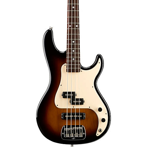 G&L SB-2 Bass Guitar Tobacco
