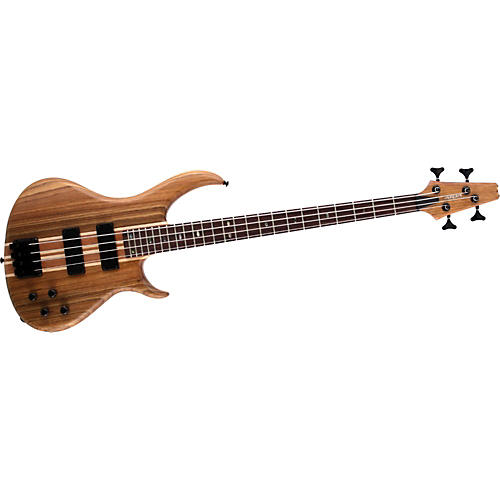 Aria SB-404 Ovangkol 4-String Electric Bass Guitar