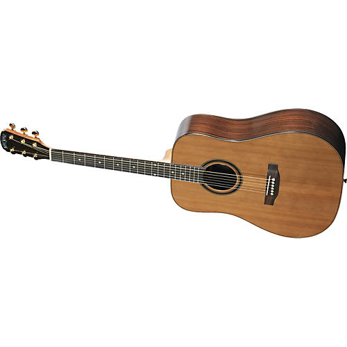 Great Divide SBDC-24-LH-G Dreadnought Solid Cedar Top Acoustic Left Handed Guitar