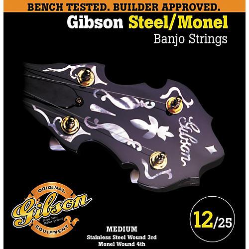 Gibson SBG-573M Banjo Strings-thumbnail