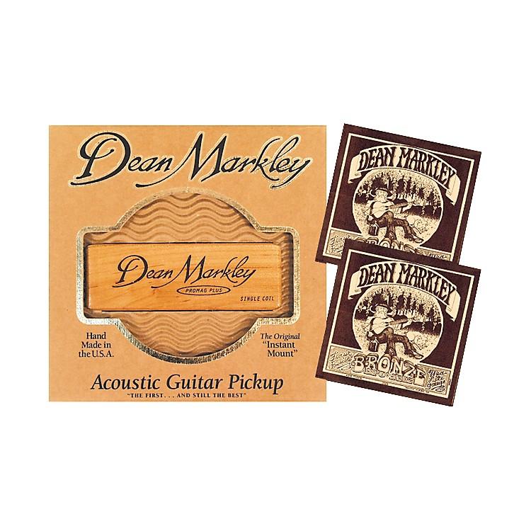 Dean MarkleySC-1 Acoustic Pro Mag Pickup Bundle