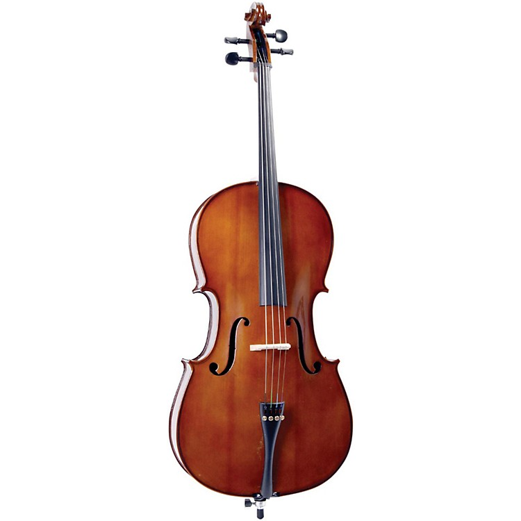 Cremona SC-130 Premier Novice Series Cello Outfit 3/4 Outfit