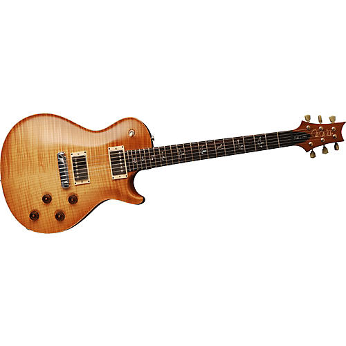 PRS SC 245 Electric Guitar with Ten Top, Bird Inlays, and Wide Fat Neck