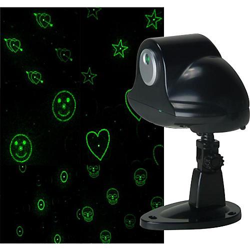 Eliminator Lighting SCATTER STAR Green LASER-thumbnail