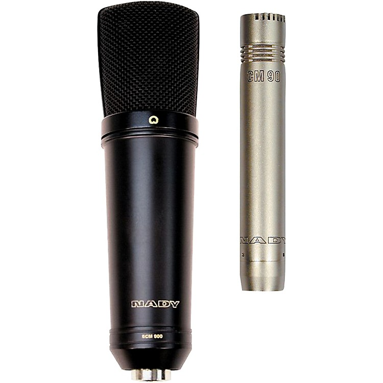 NadySCM 900 - CM 90 Studio Microphone Package