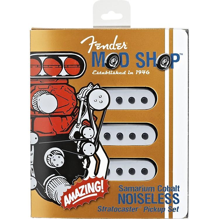 FenderSCN Samarium Cobalt Noiseless Stratocaster Pickup Set