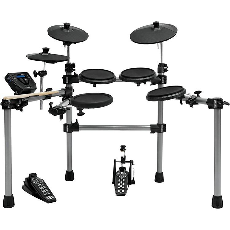 simmons sd500 5 piece electronic drum set musician 39 s friend. Black Bedroom Furniture Sets. Home Design Ideas