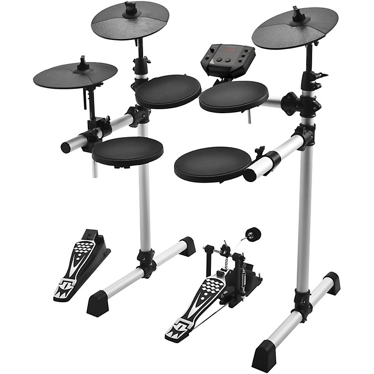 simmons sd5xpress full size 5 piece electronic drum kit musician 39 s friend. Black Bedroom Furniture Sets. Home Design Ideas