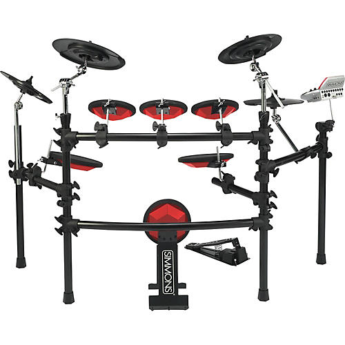 Simmons SD9KR Electronic Drum Set