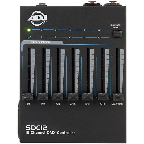 Elation SDC12 12-Channel DMX Controller-thumbnail
