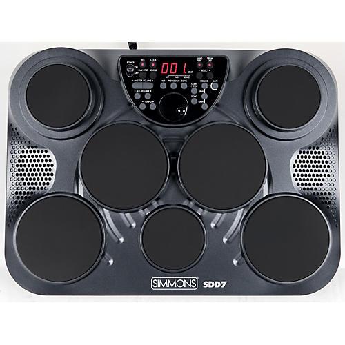 Simmons SDD7 7-ZoneDigital Drum Pad