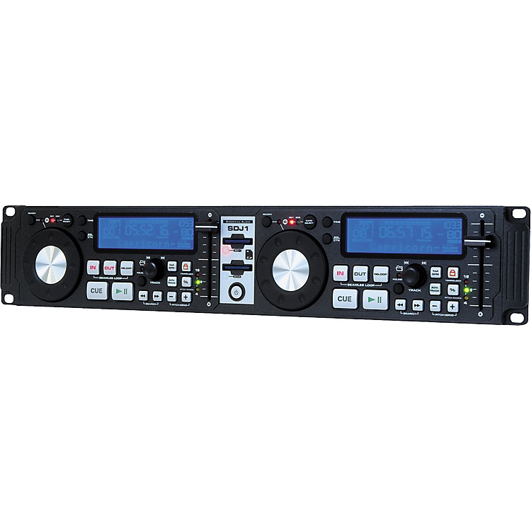 American AudioSDJ-1 Dual SD MP3 Player