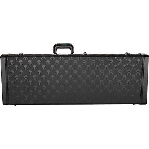 Tantrum SDKLE320 Skull Guitar Case by Coffin Case