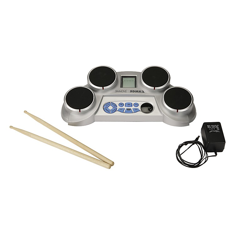 SimmonsSDMK2 Digital Multi Pad Electronic Drum Set