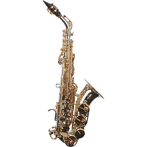 Sax Dakota SDSC-909 Curved Professional Soprano Saxophone-thumbnail