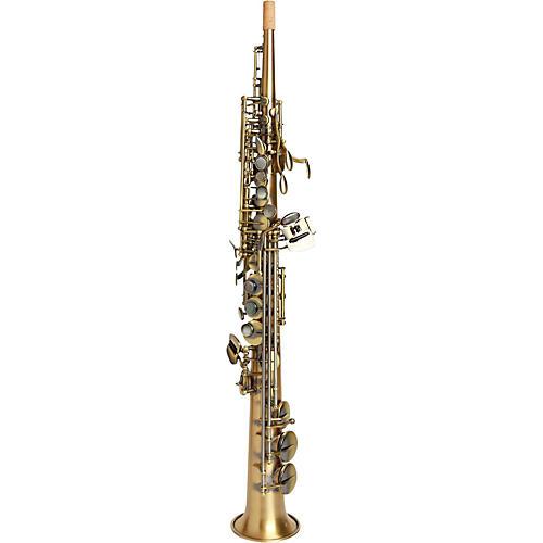 Sax Dakota SDSS-XG 707 Professional Straight Soprano Saxophone-thumbnail