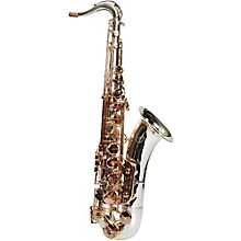 Sax Dakota SDT-1200 SP Professional Tenor Saxophone Silver Plate