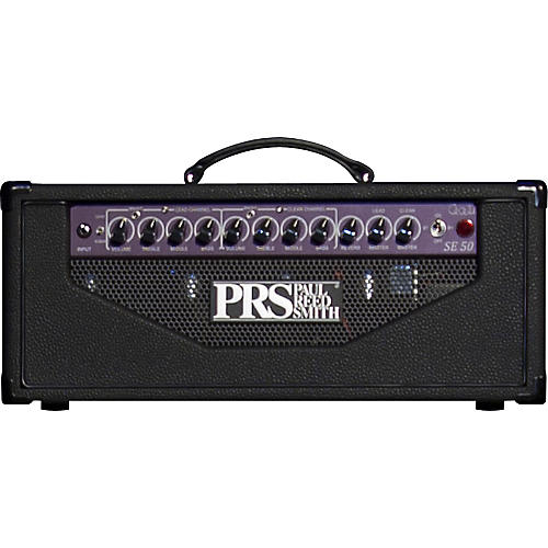 PRS SE 50 50W Tube Guitar Amp Head