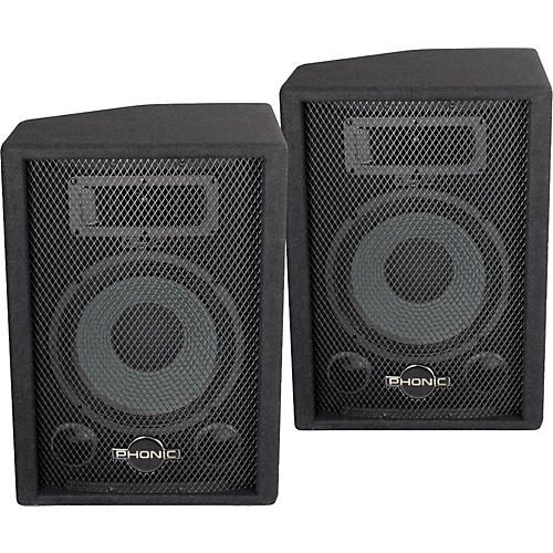 Phonic SEM710 PA Speaker - Buy Two and Save!