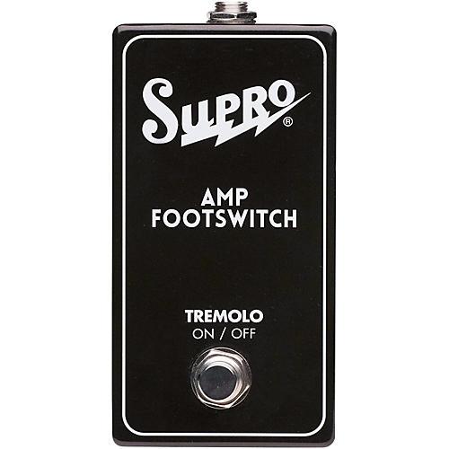 Supro SF1 Tremolo Single Footswtch-thumbnail