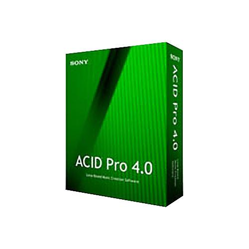 Sony SFAC4000 ACID Pro 4.0-thumbnail