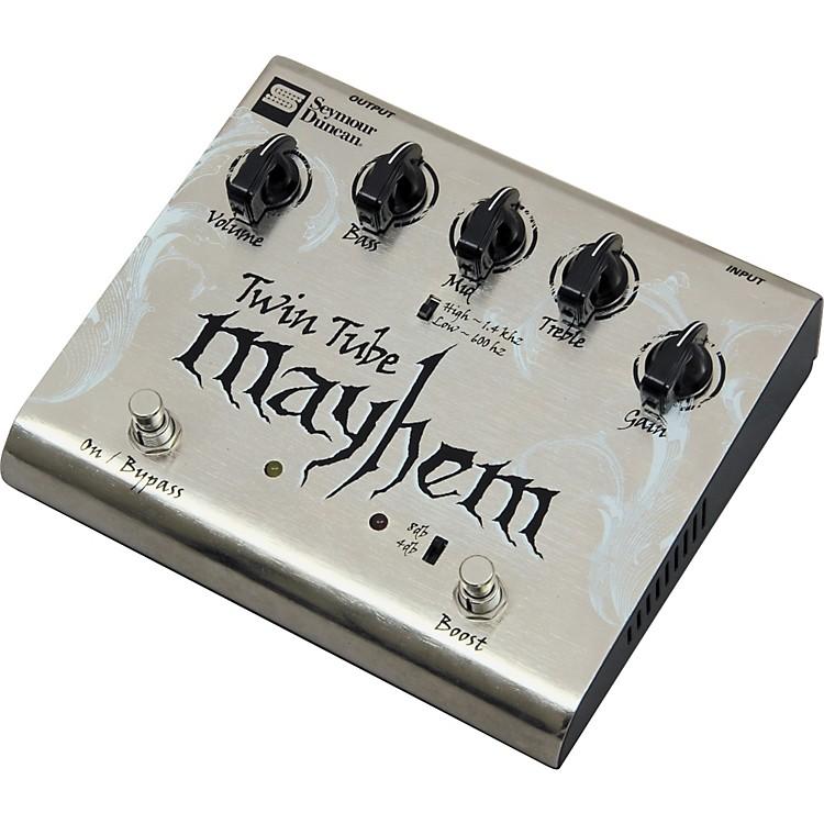 Seymour DuncanSFX-04 Twin Tube Mayhem Distortion Guitar Effects Pedal