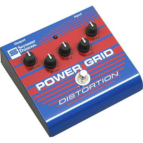 seymour duncan sfx 08 power grid distortion guitar effects pedal musician 39 s friend. Black Bedroom Furniture Sets. Home Design Ideas