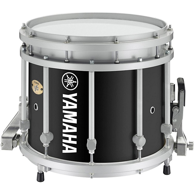 yamaha sfz marching snare drum 13x11 inch black forest with standard hardware musician 39 s friend. Black Bedroom Furniture Sets. Home Design Ideas