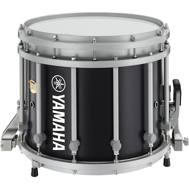 Yamaha SFZ Marching Snare Drum 14x12 Inch Black Forest with Standard Hardware