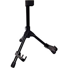 Peak Music Stands SG-02 A Frame Guitar Stand with Yoke Neck Black