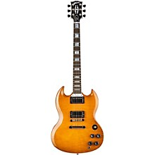 Gibson Custom SG Custom Figured Top Electric Guitar Lemon Burst