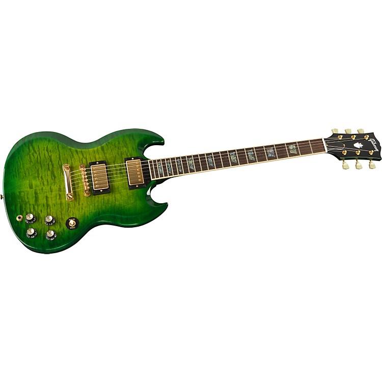 Gibson CustomSG Elegant Quilt Top Electric Guitar