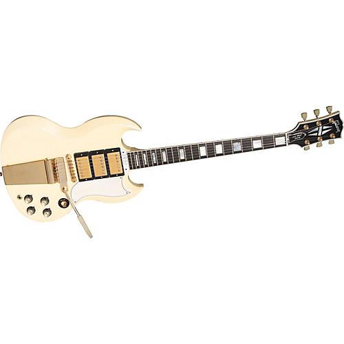 Gibson Custom SGC-VOCWGH1 White Guitar-thumbnail