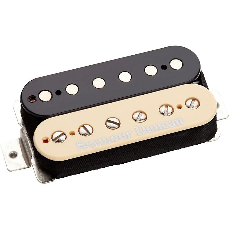 Seymour DuncanSH-5 Duncan Custom Guitar PickupBlack/Creme