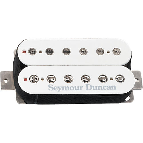 Seymour Duncan SH-6 Distortion Humbucker Pickup Red Neck