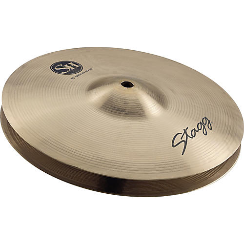 Stagg SH Regular Medium Hi-Hat Pair 13 in.