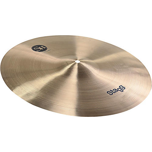 Stagg SH Regular Thin Crash Cymbal 16 in.