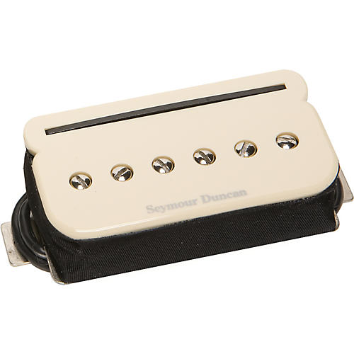 Seymour Duncan SHPR-1b P-Rails - Bridge Pickup Cream